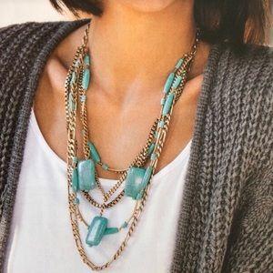 Silpada | Turquoise Necklace